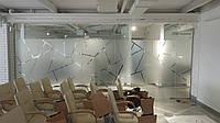 Перегородки в офис из стекла