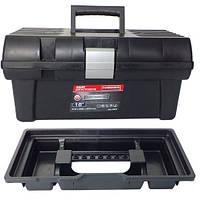 Ящик для инструментов Haisser Staff Basic Alu, 16'' (90012)