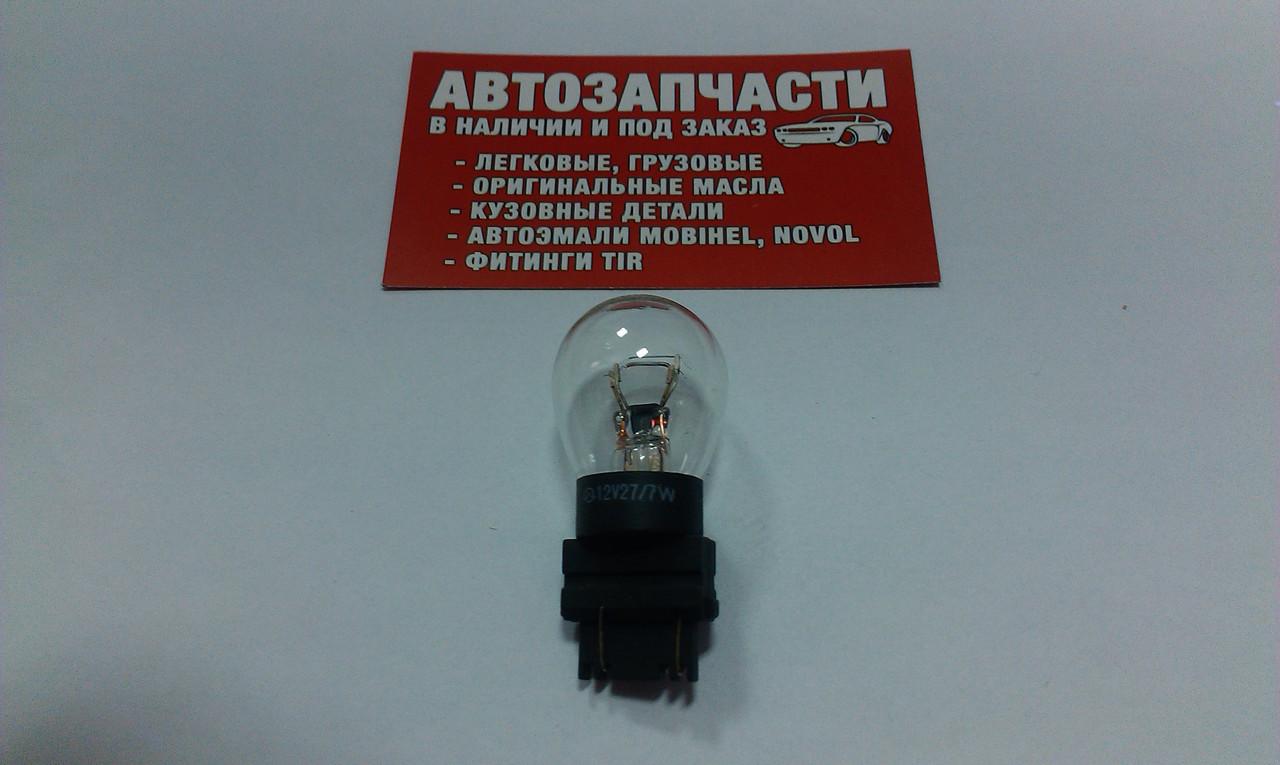 Лампа H-27 12V 27-7W 2 контакта Диалуч