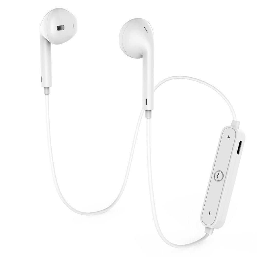 Bluetooth наушники  BT-S6 Bass HD для спорта  IPX4 с микрофоном