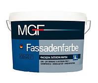 Краска фасадная латексная Dufa MGF Fassadenfarb M-90(14кг)