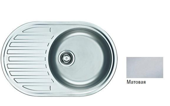 Мойка кухонная Franke PMN 611i матовый