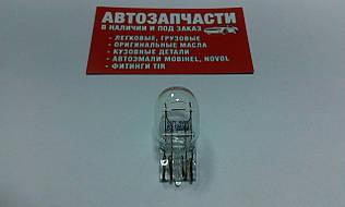 Лампа без цоколя Т20 12V 5/21W 2 контакта пр-во Osram