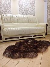 Овеча Шкура з коричневими кінчиками, розмір 110х70