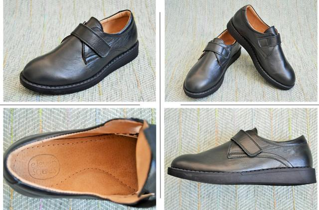 Школьные туфли для мальчиков 11 shoes фото