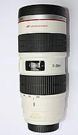 Кружка термос объектив Телевик 70-200 mm