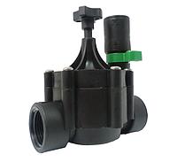 Клапан электромагнитный Irritrol Euro-F с регулировкой для автоматического полива