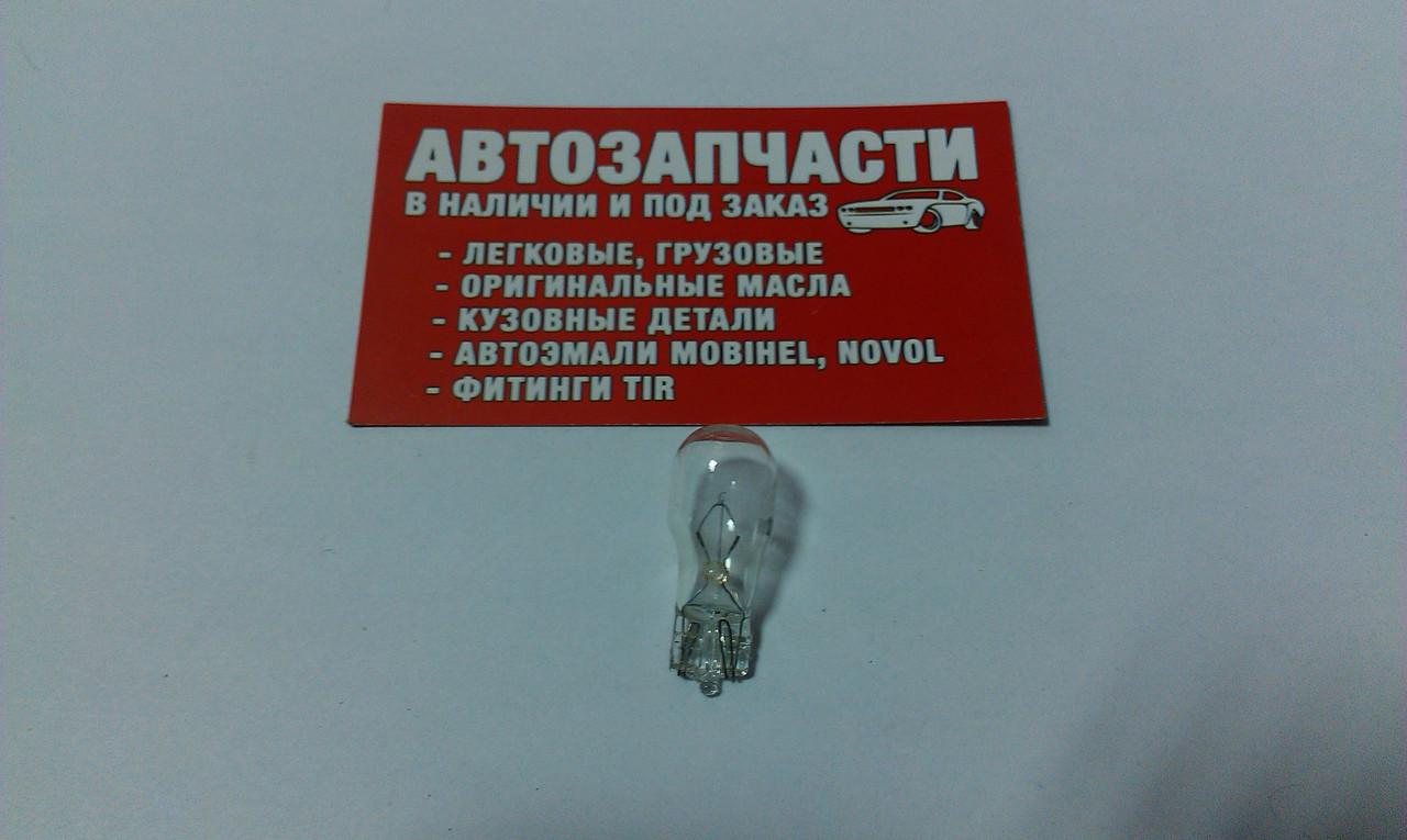 Лампа без цок. 12V 10W Китай