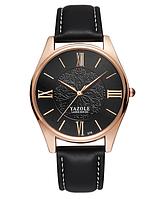 Женские часы Yazole MW014-15 Black Black
