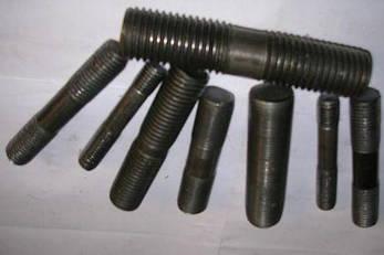 Шпилька М48 ГОСТ 22032 DIN 938 с ввинчиваемым концом длиной 1d, фото 2