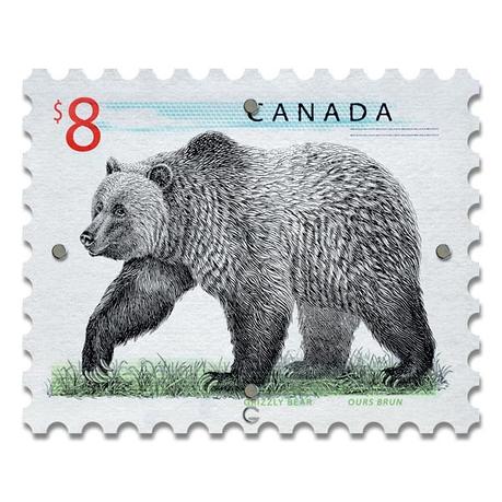 Картина на Стекле Почтовая Марка Canada. Акция: Бесплатная доставка!, фото 2