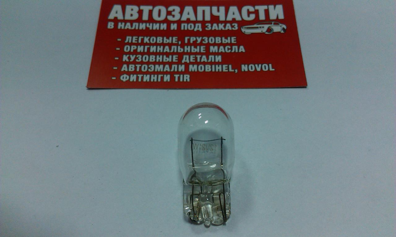 Лампа без цок. 12V 21W Китай