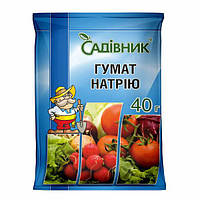 Гумат Натрия 40г