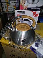 Чайник FRICO FRU-771 (3л) с индикатором