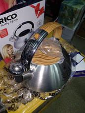 Чайник FRICO FRU-771 (3л) с индикатором, фото 3