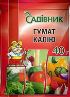 Гумат Калия 40 г