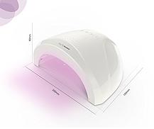 LED-лампа для ногтей и маникюра Norwheel 48W - 24W, фото 3