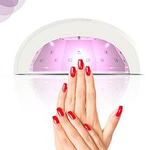 LED-лампа для ногтей и маникюра Norwheel 48W - 24W, фото 2