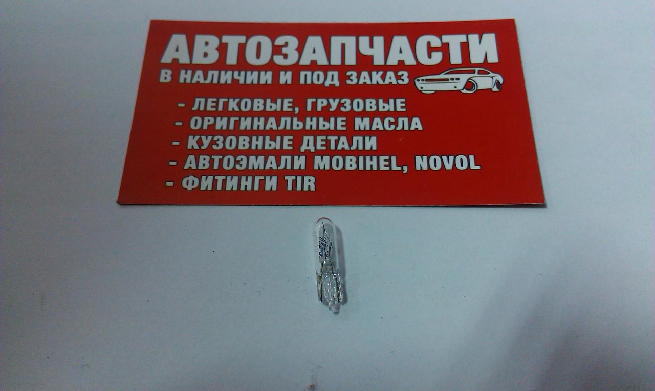 Лампа без цок. подсветка клавиш 12V 1.2W Narva