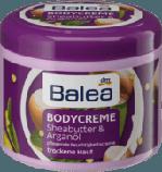 Крем для тела с маслом арганы и маслом Ши Balea Sheabutter Bodycreme 500 мл, фото 2