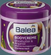 Крем для тела с аргановым маслом Balea Sheabutter Bodycreme 500 мл