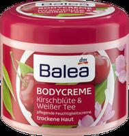 Крем для тела Нежность с экстрактом Белого Чая и Японской вишни Balea Bodycreme Kirschblute 500  мл, фото 1