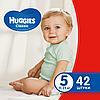 Подгузники детские Huggies Classic 5 (11-25 кг) Jumbo Pack 42 шт