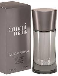 Armani Mania -мужской парфюм