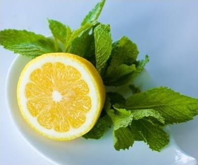 Лимон-мята