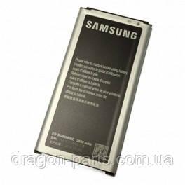 Акумулятор Samsung G900FD Galaxy S5 Duos EB-BG900BBE, оригінал