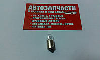 Лампа 12V 4W 1 контакт пр-во Беларусь