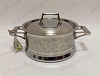 Кастрюля Krauff 26-247-003 с металлической крышкой