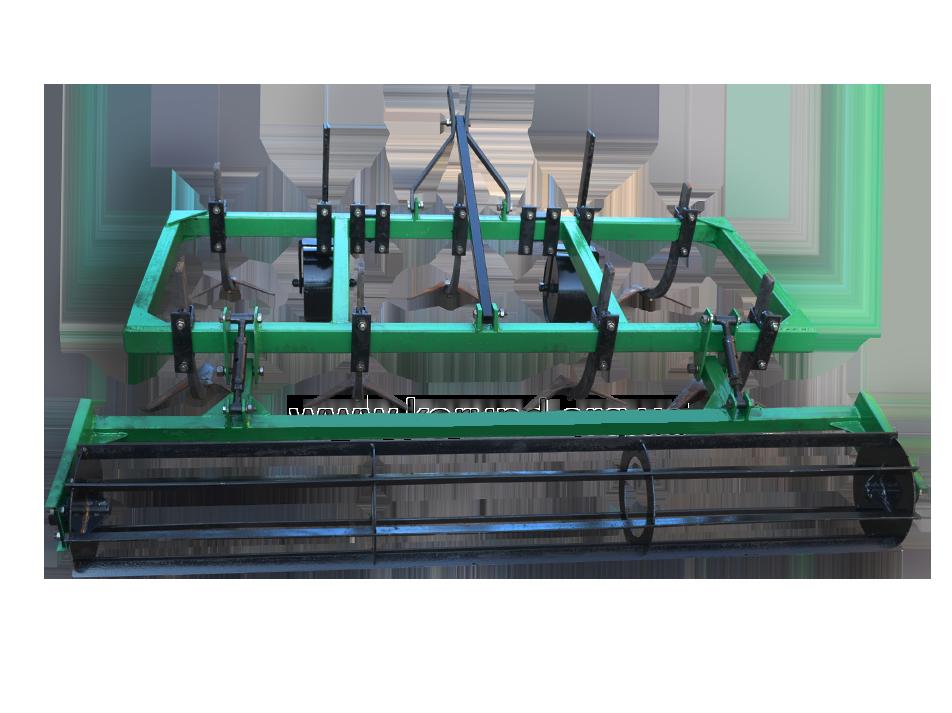 Культиватор сплошной обработки КН - 1,6 М с грудобоем