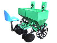 "Картофелесажалка двухрядная ""Володар"" КСН-2М (150 л) (для трактора)"