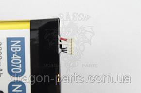 Аккумулятор (АКБ, Батарея) NB-4070 Nomi i4070 Iron-M, оригинал, фото 2