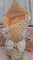 Конверт-одеяло для новорожденных ТМ Добрый сон