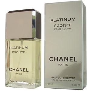 Egoiste Platinum-мужской парфюм