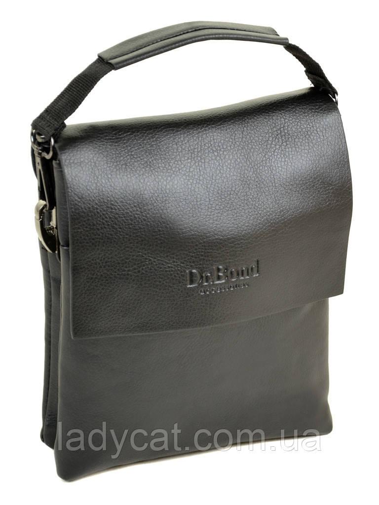 Мужская сумка-планшет DR. BOND 205-2 black