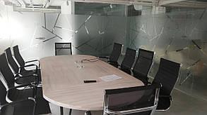 Дизайнерские перегородки из стекла, изготовление и установка
