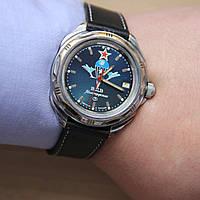 Командирские ВДВ наручные механические часы , фото 1
