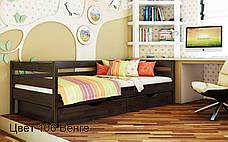 ✅ Деревянная кровать Нота 80х190 см ТМ Эстелла, фото 3