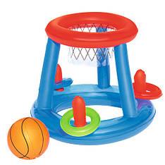 """Надувной игровой центр Bestway 52190 """"Баскетбол"""" (Y)"""