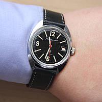 Командирские Чистополь механические часы СССР , фото 1