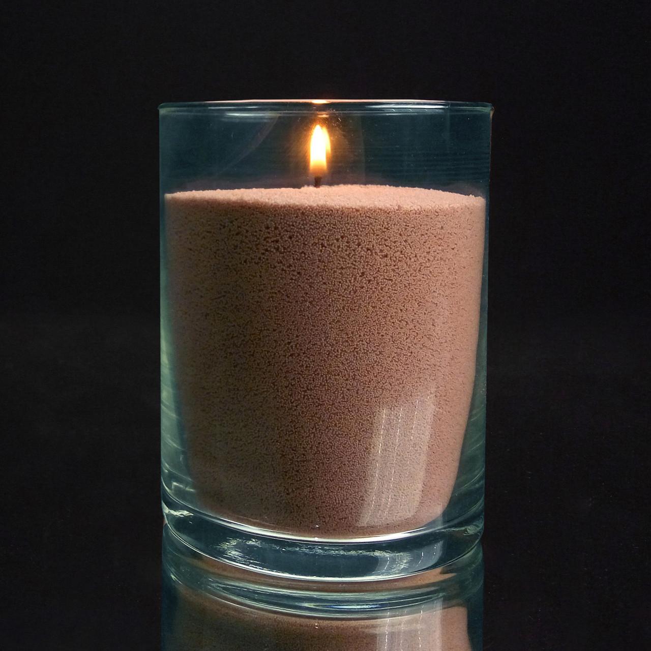Красные (восточные) насыпные свечи 1 кг + 1 м фитиля, фото 1