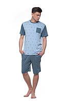 Мужская пижама с шортами 013/001