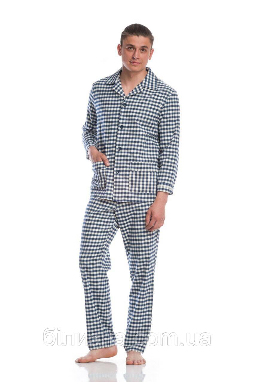 Мужская пижама с брюки 012/001