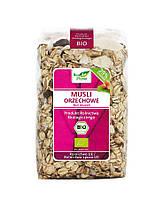 Органические мюсли ореховые, Bio Planet, 300 гр