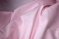 Ткань супер софт нежная розовый (легкая прозрачность), фото 1