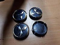 Колпачки, заглушки на диски Mitsubishi Мицубиси 60 мм / 56 мм