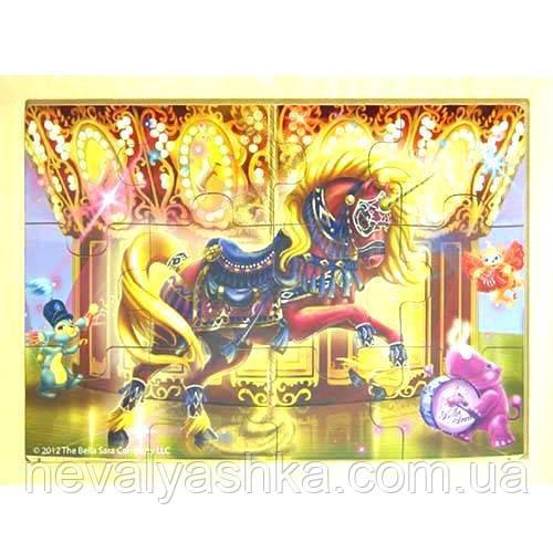 Деревянная игрушка Пазлы, 8048, 006577